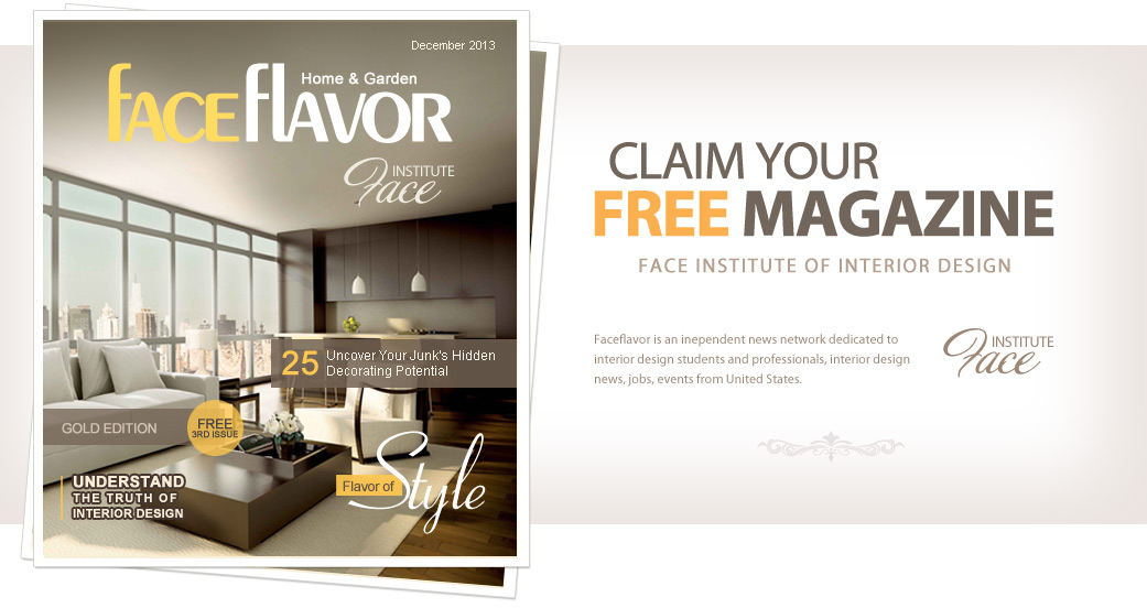 Lovely Faceflavor   Interior Design And Architecture Magazine